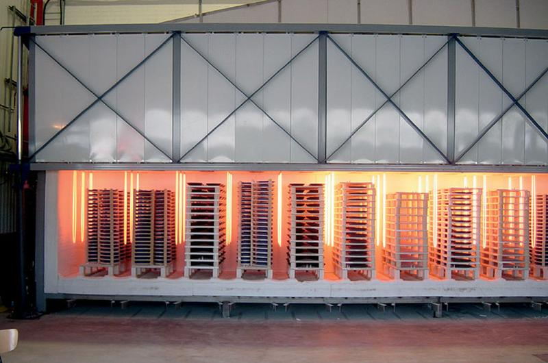 Ceradel Industries High Temperature Chamber Furnaces